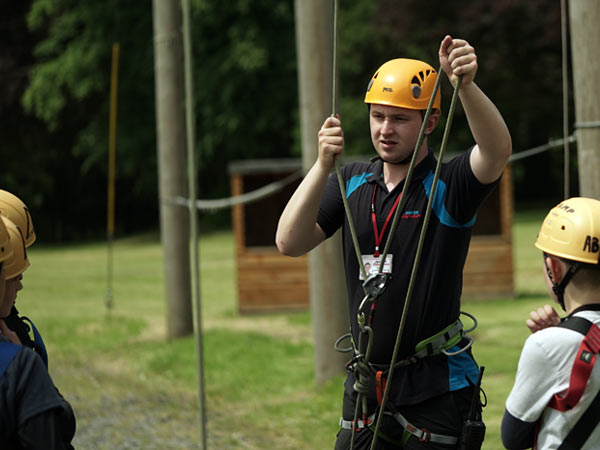 Activity instructor uk